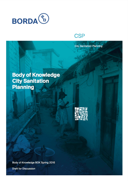 Body of Knowledge: CSP - City Sanitation Planning