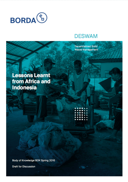 Body of Knowledge: DESWAM - Lessons Learnt from Africa and Indonesia