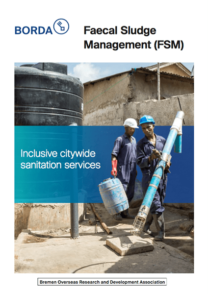 Faecal Sludge Management: Inclusive citywide sanitation services