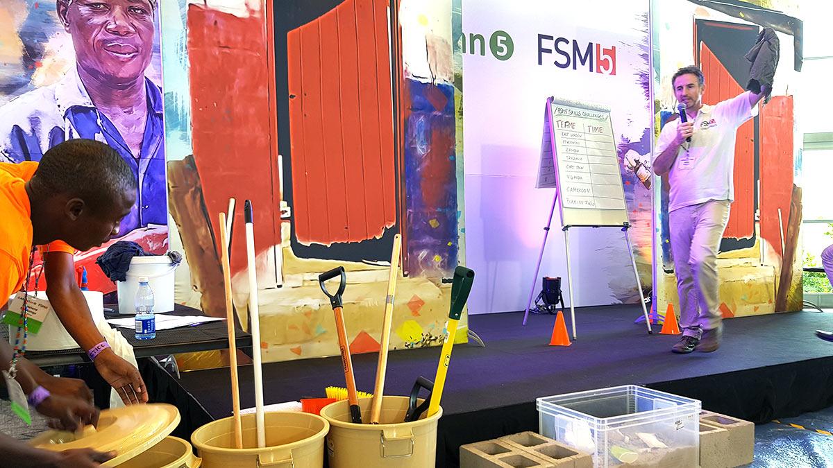 FSM5/AfricaSan5: Pit Latrine Emptying Challenge