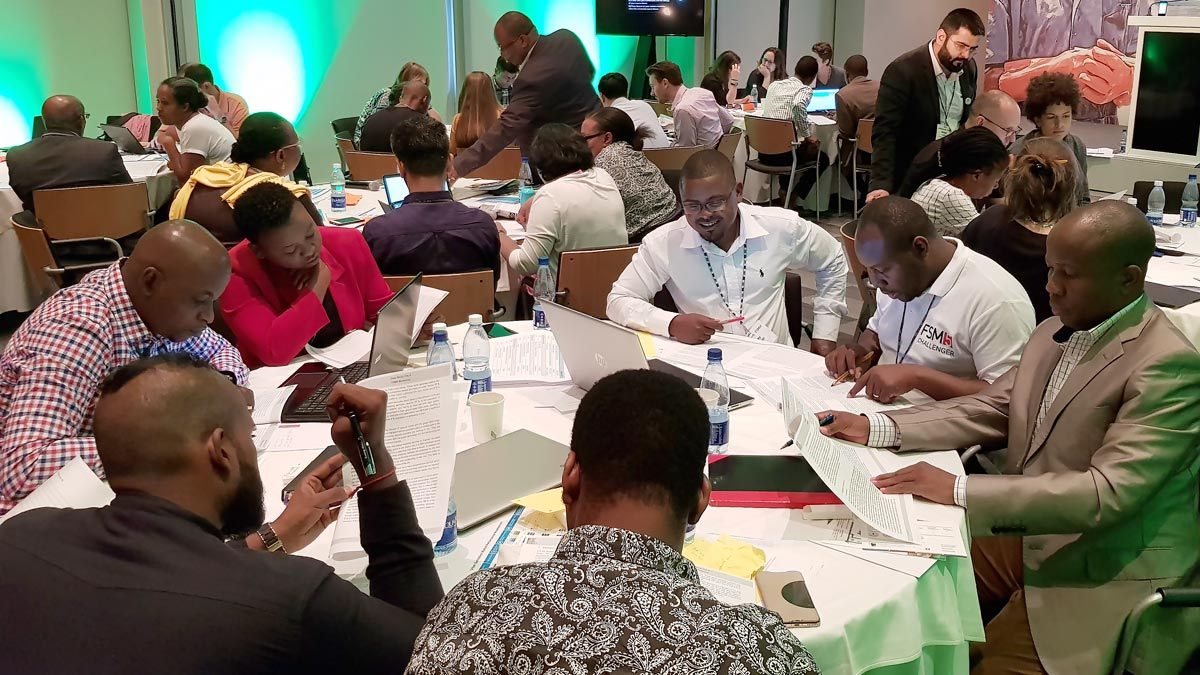 FSM5/AfricaSan5: Workshop on tools for city sanitation planning