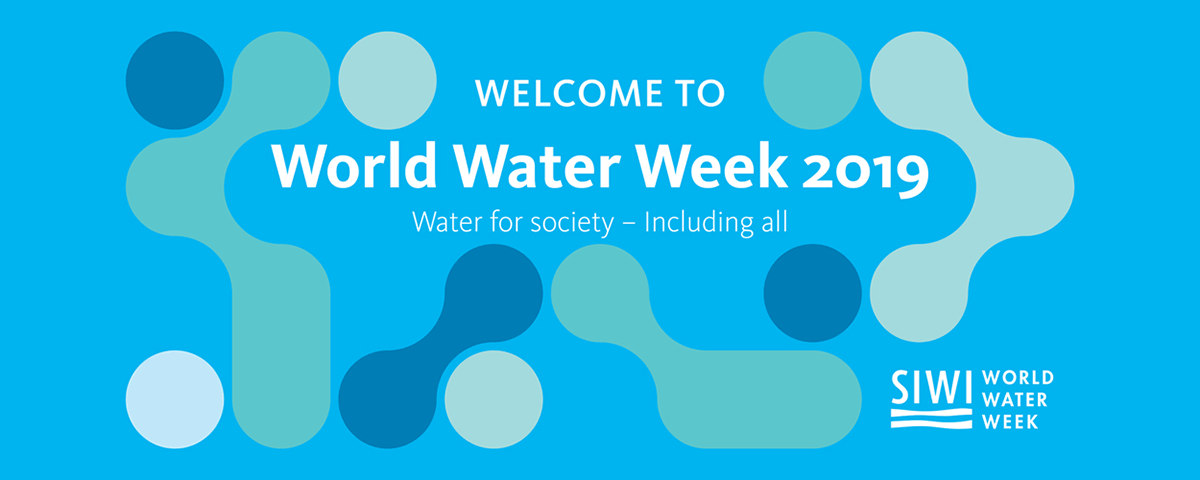 Welcome to World Water Week 2019: Water for society - Including all