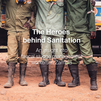 BORDA Zambia photobook: The Heroes behind Sanitation